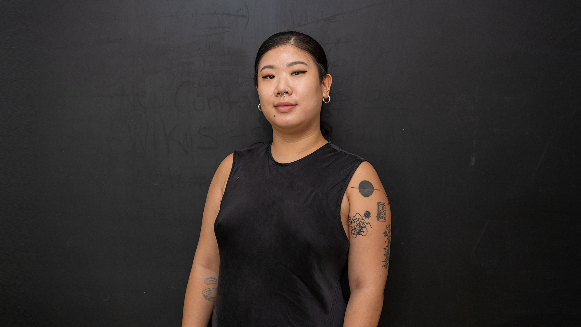 Hwayong in her 2021 headshot